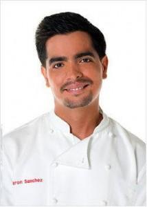Chef Aarón Sanchez