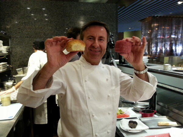 Beautiful Chef Daniel Boulud Part 13