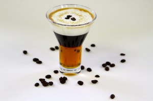 Espresso Cremosa Cocktail with Irish Cream