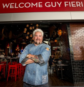 Guy Fieri  Photo credit: Erik Kabik.