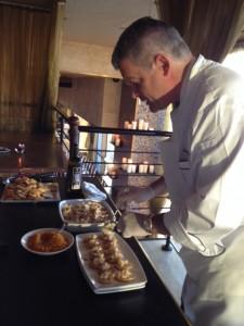 Chef Luciano Pellegrini