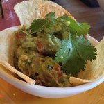 House made guacamole