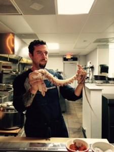 Chef/Owner Dan Krohmer