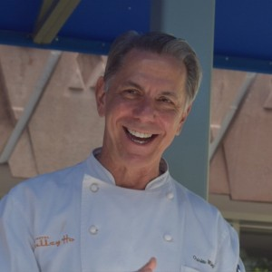 chef Charles Wiley