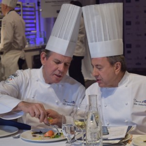 Chef Thomas Keller , Chef Daniel Boulud