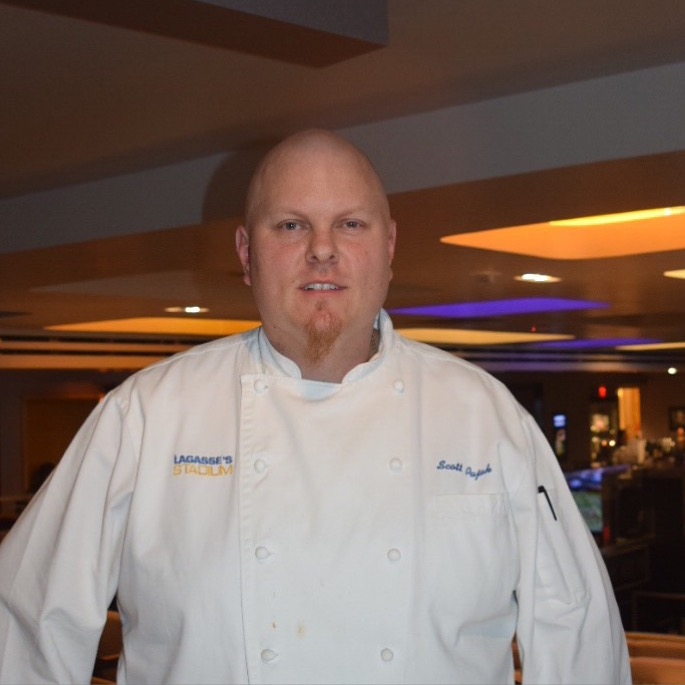 Executive Chef Scott Pajak